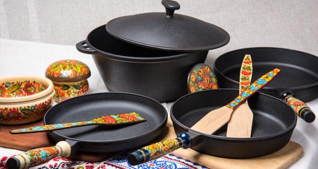 Как выбрать чугунную посуду: что есть что в мире чугуна
