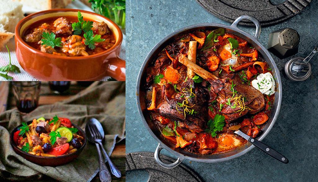 в чем можно готовить блюда томлением