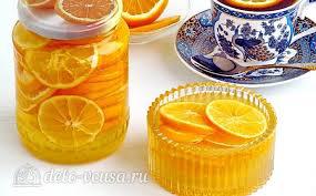 Русский способ заготовки лимонов